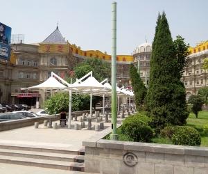河北邯郸明珠广场