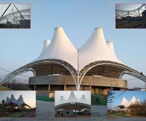 表演馆ETFE膜结构